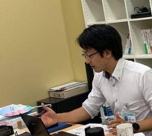 千葉大学病院 次世代医療構想センター 成瀨浩史 早稲田大学 ZOOM